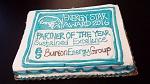 ESPOY 2016 Burton Cake