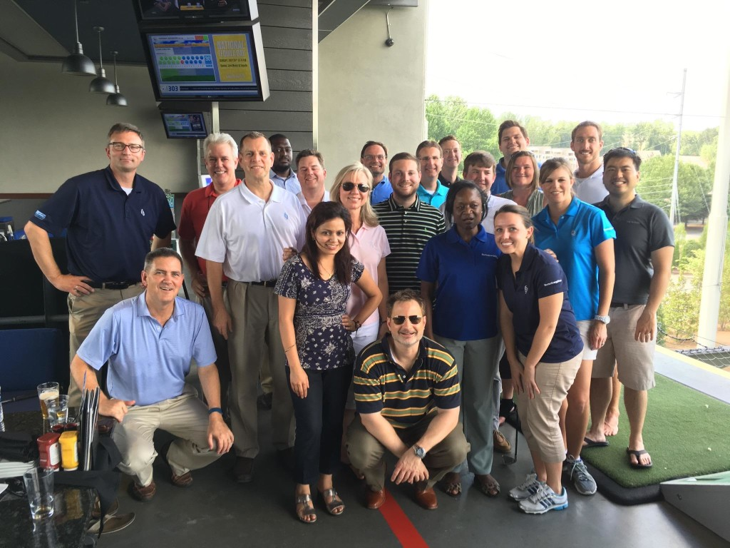 Burton Top Golf 2016