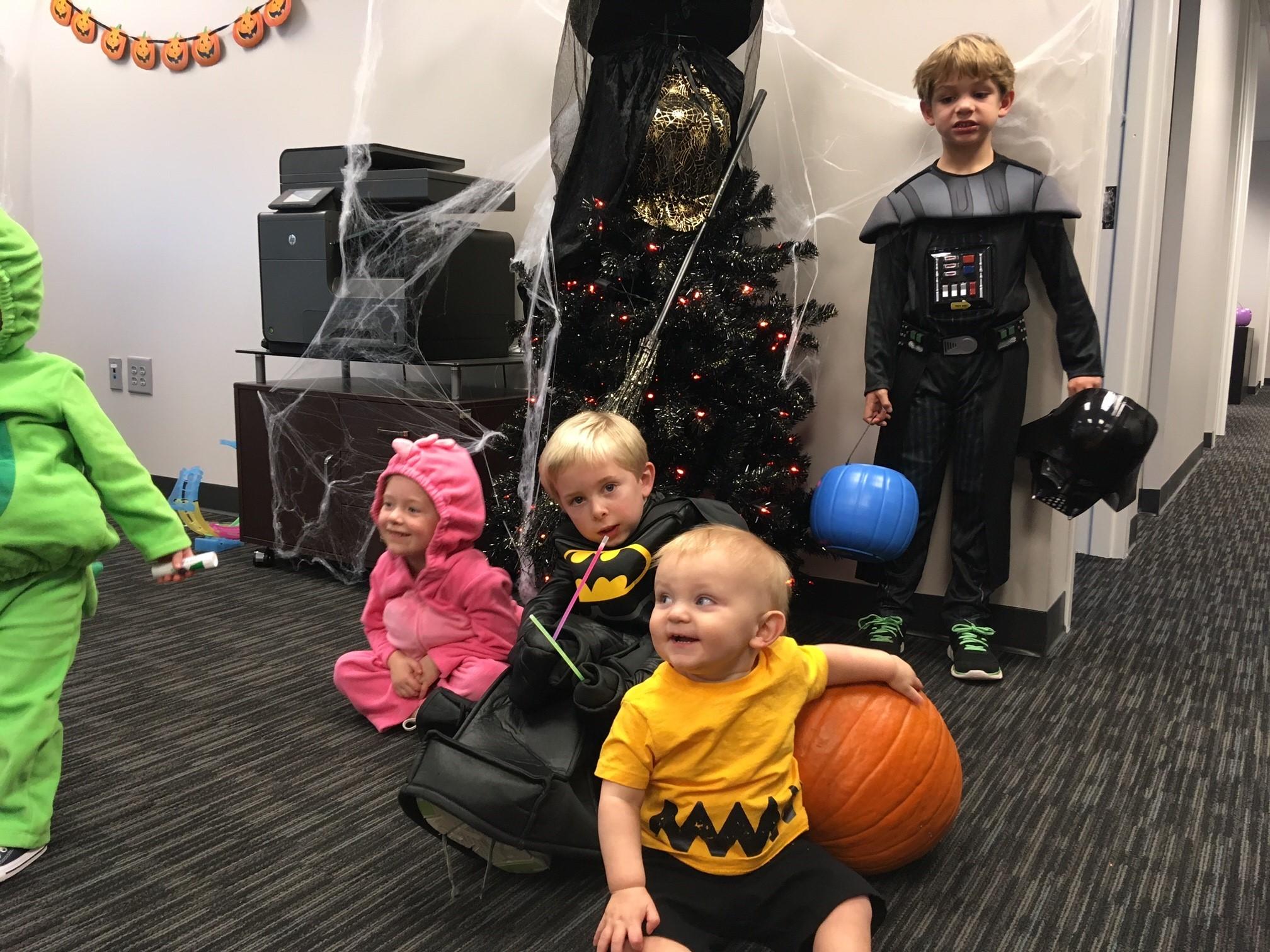 Burton Halloween 4