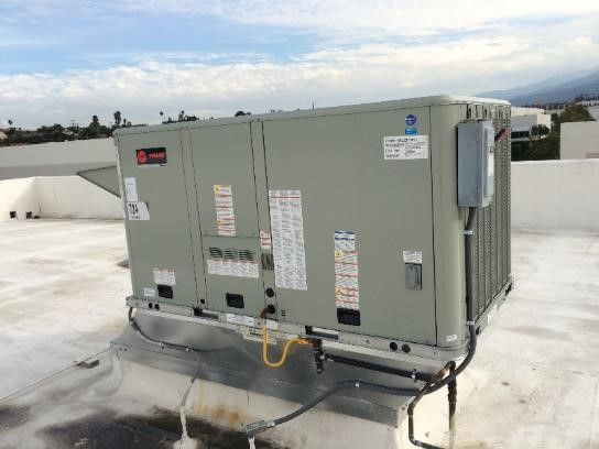 Inspect Rooftop Units and HVAC Systems